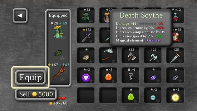 Magic Rampage apk screenshot