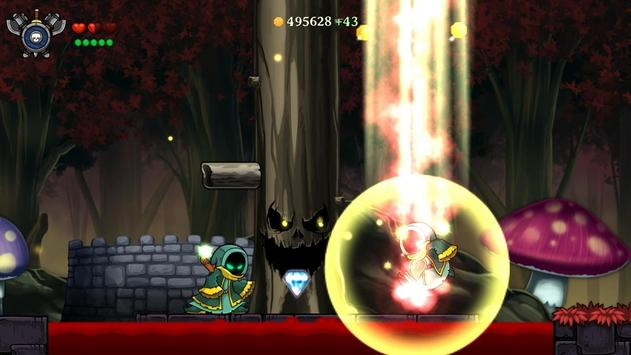 Magic Rampage captura de pantalla de la apk