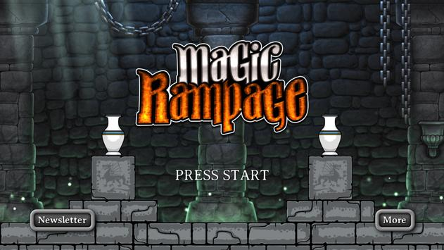 Magic Rampage apk 截图