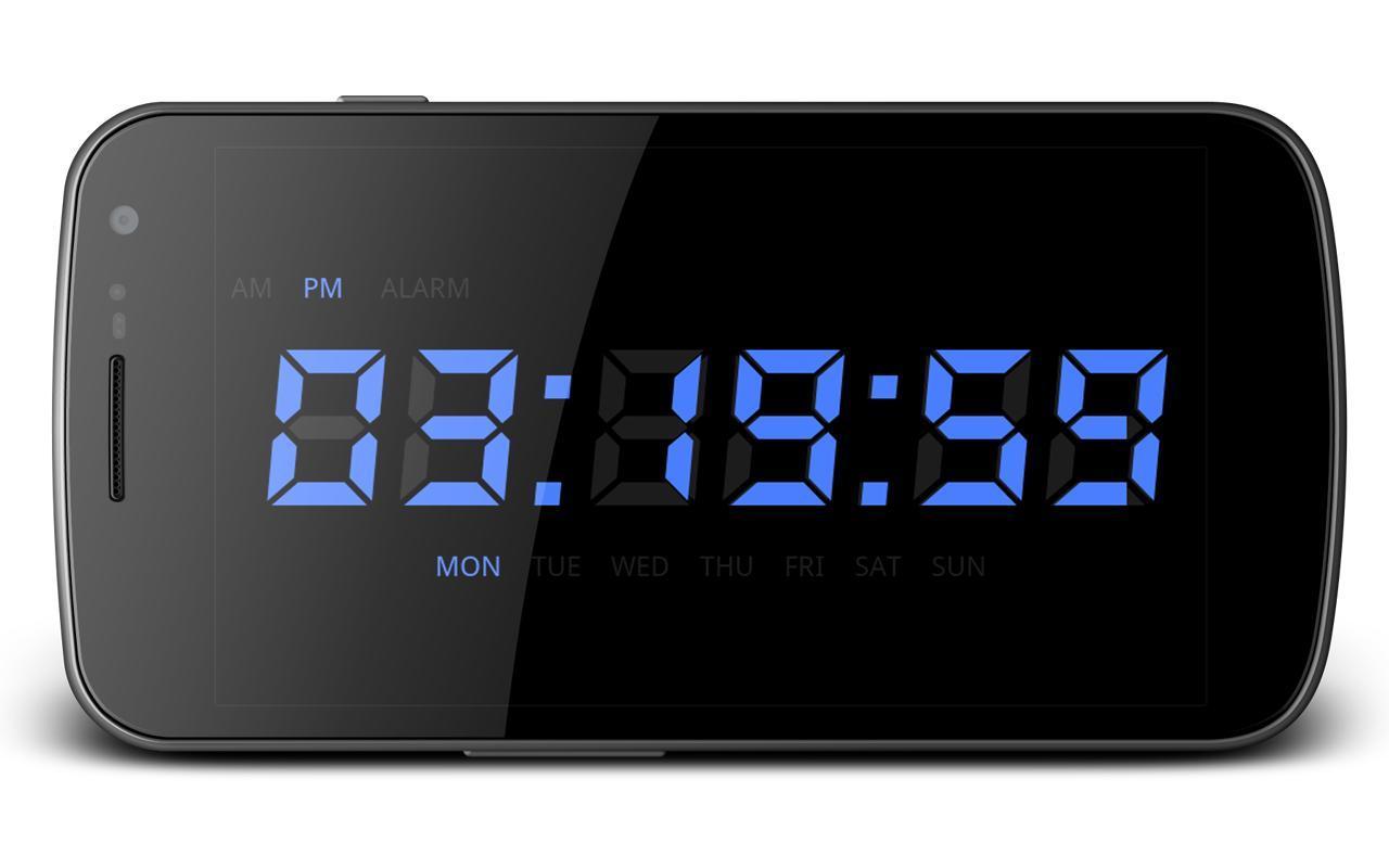 night clock hd apk download free lifestyle app for. Black Bedroom Furniture Sets. Home Design Ideas