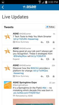 ASAE Advocacy screenshot 2