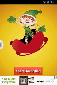 Talking Elf Christmas screenshot 1