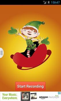 Talking Elf Christmas screenshot 3