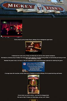 Mickey Finn's Brewery screenshot 3