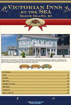 Blue Dory Resorts Block Island apk screenshot