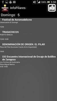 InfoPilar2014 apk screenshot
