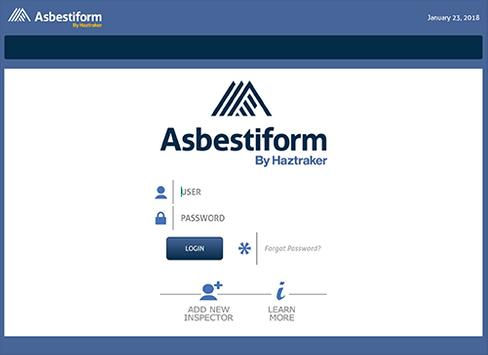AsbestiForm screenshot 1