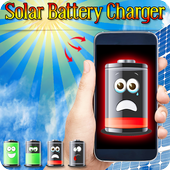 Solar Charger – Battery Charger Prank icon