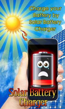 Solar Charger – Battery Charger Prank poster