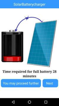 Solar Charger – Battery Charger Prank screenshot 1