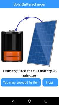 Solar Charger – Battery Charger Prank screenshot 2