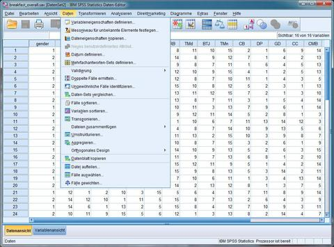 Learn SPSS Manual 18 statistic apk screenshot