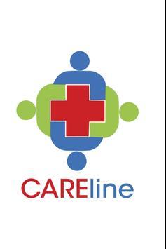 CAREline Medical Triage poster