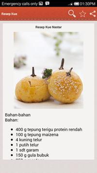 Resep Kue Lebaran apk screenshot