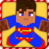 Skins Superhero Minecraft Mod icon