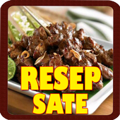 Tips Resep Sate icon