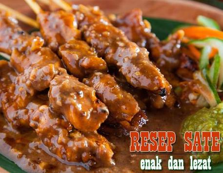 Tips Resep Sate screenshot 3