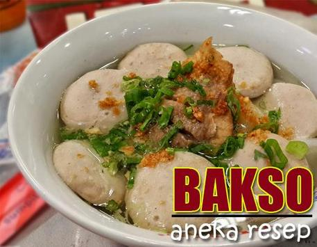 Resep Aneka Bakso screenshot 1