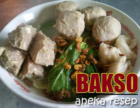 Resep Aneka Bakso screenshot 3