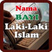 Nama Bayi Laki-laki Islam icon