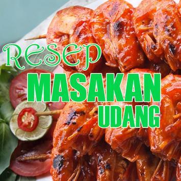 Resep Masakan Udang poster