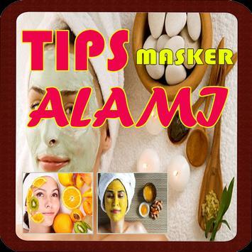 Tips Masker Alami Wajah poster