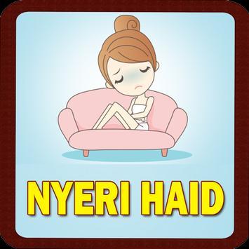 Tips Atasi Nyeri Haid poster