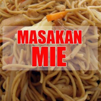 Resep Masakan Mie poster
