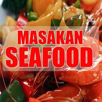 Resep Masakan Seafood poster