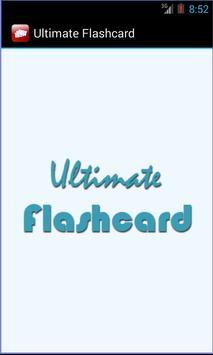 Ultimate Flashcard Appz apk screenshot
