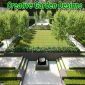 Creative Garden Designs icon