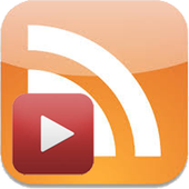 RSS Video Download icon