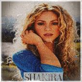 Shakira icon