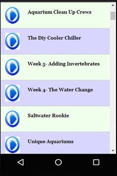 Aquarium Designs screenshot 1