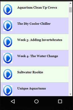 Aquarium Designs screenshot 5
