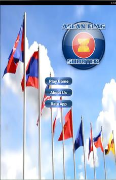 Asean Flags Shooter poster