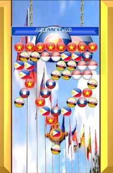 Asean Flags Shooter screenshot 2