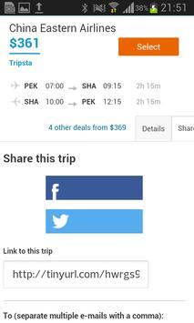 Cheap Airfares screenshot 5