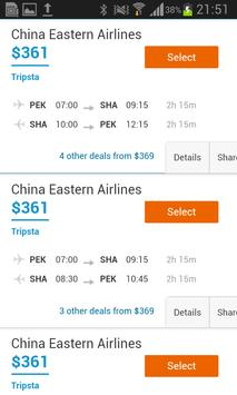 Cheap Airfares screenshot 8