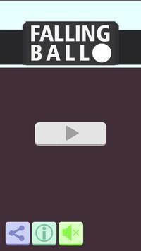 Falling Ball poster