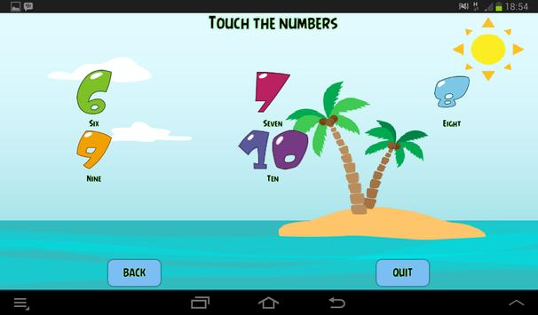 New Learning Numbers screenshot 5