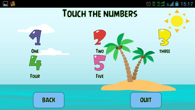 New Learning Numbers screenshot 2