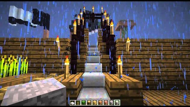 Pirate ship ideas in minecraft screenshot 1