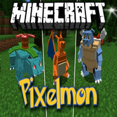 Pixelmon Mods icon