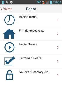 e-Ponto SEREDE apk screenshot