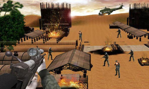 Border Army Sniper apk screenshot