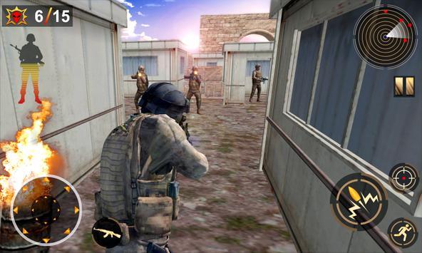 Commando Assassin Shooting 3d screenshot 8