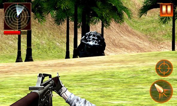 Dinosaur Hunter in Jungle apk screenshot