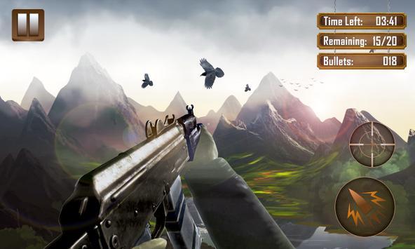 Crow Hunting 3D apk screenshot