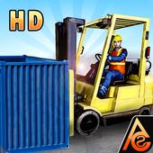 Drive Forklift Simulator 3D icon